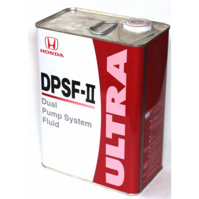 Масло трансмиссионное HONDA DPSF-II (4л)