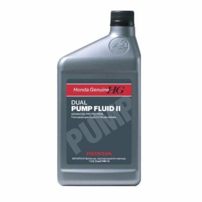 Масло трансмиссионное HONDA ATF DUAL PUMP FLUID II (946мл)