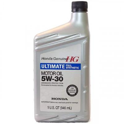 Масло моторное HONDA HG Ultimate SAE 5W-30 SN (946мл)
