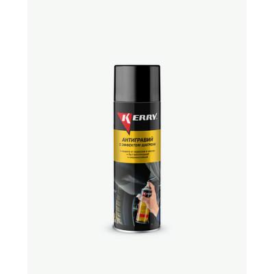 Антигравийное покрытие с эффектом шагрени (серый) Kerry (650мл)