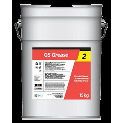 Смазка KIXX GS Grease 2 (15кг)