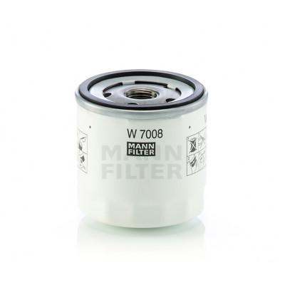 Фильтр масляный MANN W7008