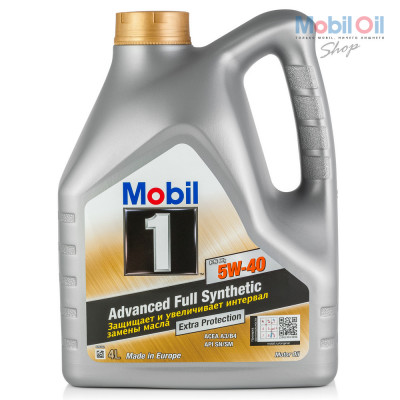 Масло моторное Mobil 1 FS X1 SAE 5W-40 (4л)