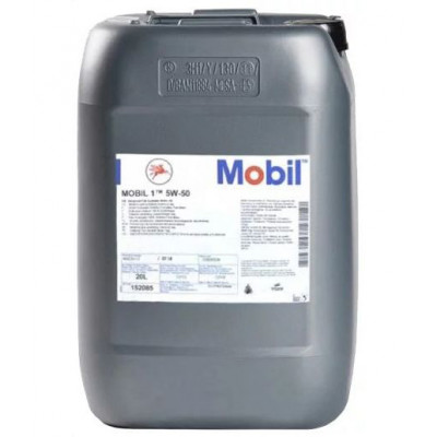 Масло моторное Mobil 1 FS X1 SAE 5W-50 (20л)