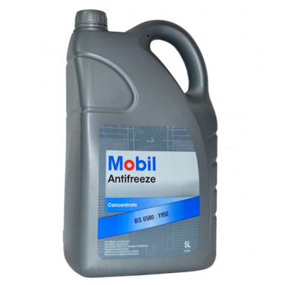 Антифриз Mobil синий (5л)