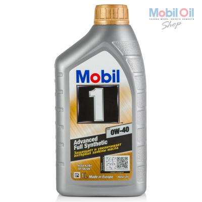 Масло моторное Mobil 1 FS SAE 0W-40 (1л)