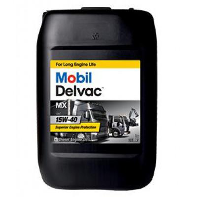 Масло моторное Mobil DELVAC MX SAE 15W-40 (20л)