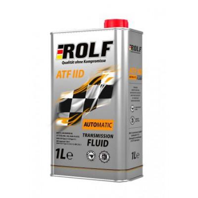 Масло трансмиссионное Rolf ATF IID (1л)