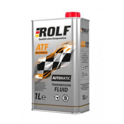 Масло трансмиссионное Rolf ATF Multivehicle (1л)