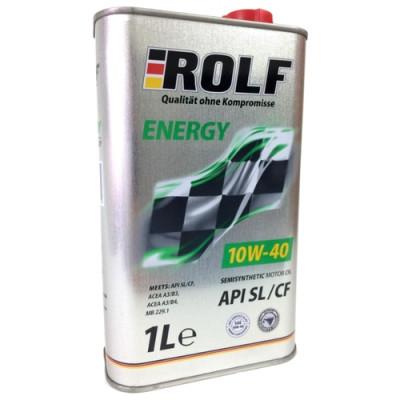 Масло моторное Rolf Energy SAE 10W-40 SL/CF (1л)
