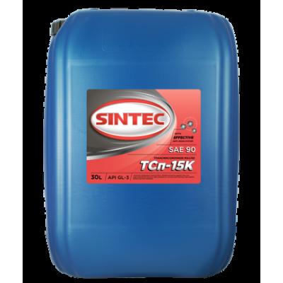 Масло трансмиссионное Sintec ТСП-15К (10л)