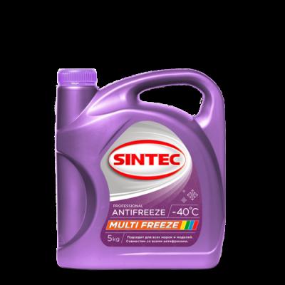 Антифриз Sintec Multi Freeze (5кг)