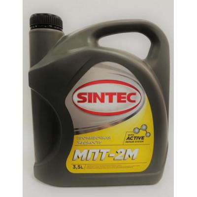 Масло промывочное Sintec МПТ-2М (3,5л)