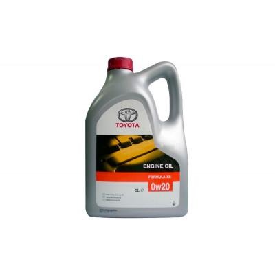 Масло моторное TOYOTA Formula XS SAE 0W-20 SN (5л)