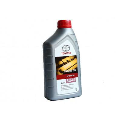 Масло моторное TOYOTA SAE 5W-40 A3/B4 SL/CF (1л)