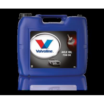 Трансмиссионное масло Valvoline Axle Oil GL-5 SAE 75W-90 (20л)