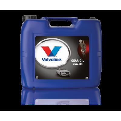 Трансмиссионное масло Valvoline Gear Oil GL-4 SAE 75W-80 (20л)