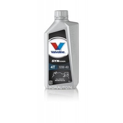 Масло моторное Valvoline SynPower 4T SAE 5W-40 (1л)