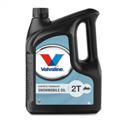 Масло моторное Valvoline SynPower Snowmobile 2T (1л)