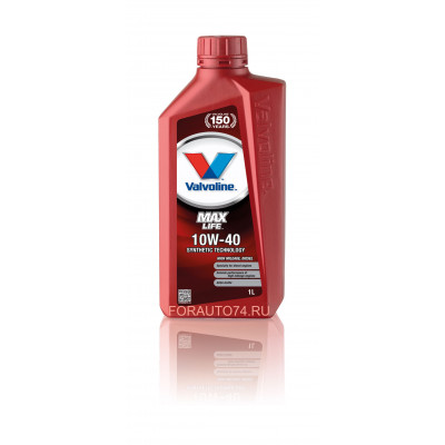 Масло моторное Valvoline MaxLife Diesel SAE 10W-40 (1л)