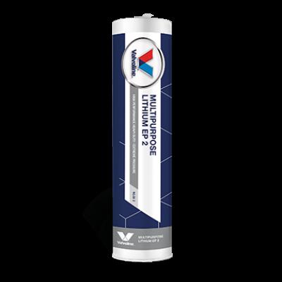 Литиевая смазка Valvoline Multipurpose Lithium EP 2 (коричневая) (0,4кг)
