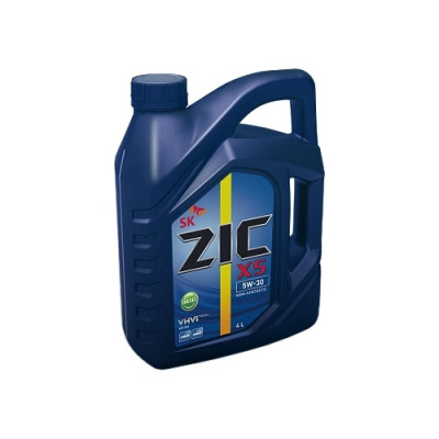 Масло моторное ZIC X5 DIESEL SAE 5W-30 (4л)